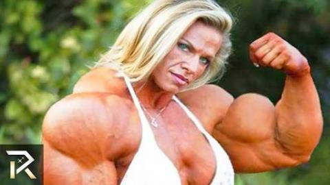 Most Extreme Female Bodybuilders