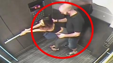 Most Shocking Elevator Moments Caught On Camera!