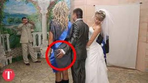 [VIDEO] Funny Wedding Photo Fails