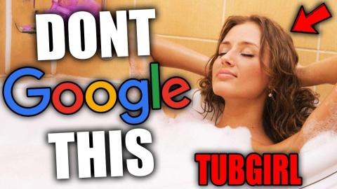 NEVER Google These 10 Things